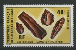 AFARS Et ISSAS POSTE AERIENNE COTE 7 € N°89 MNH** 40 Fr ARCHEOLOGIE. TB - Archeologie