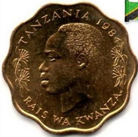 Tanzanie - 10 Shilingi 1984 - Tanzania