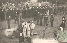Senegal - Une Execution Capitale A Saint Louise - 1906 - Senegal
