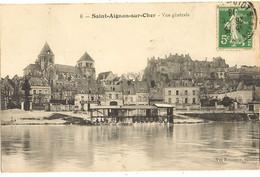 41 - SAINT AIGNAN SUR CHER - Vue Générale Lavoir 45 - Saint Aignan