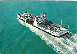 CPA-1970-17-BAC DE L ILE DE RE-  MARECHAL TOIRAS-Vue Aerienne-Edit Estel-TBE - Ferries
