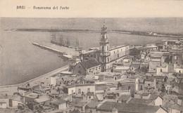 BARI - PANORAMA DEL PORTO - Bari