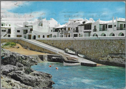 Menorca. Binibeca. Poblado De Pescadores. - Menorca