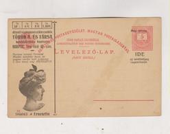 HUNGARY BUDAPEST Nice  Postal Stationery - Unclassified