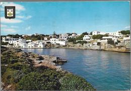 Menorca. San Luis. Cala Alcaufar. - Menorca