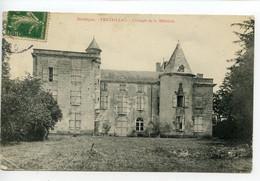 Verteillac Château De La Méfrénie - Other Municipalities