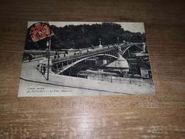 Carte Postale Du Pont De Puteaux Début Du Siècle Collection Musée De Puteaux - Cartoline