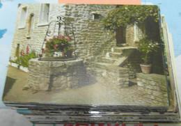 PUIT . PUITS . Divers Villages De France . Lot De 69 Cartes . - Molinos De Agua