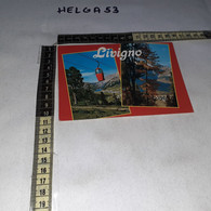 C12368 LIVIGNO PANORAMA VARIE VEDUTE FUNIVIA - Italy
