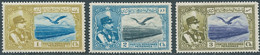 PERSIA PERSE IRAN PERSIEN,1930 Poste Aerienne,1ch-2ch-3ch-Hinged,Not Used - Iran