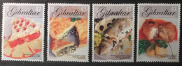 Gibraltar - 2005 - MNH As Scan - Food And Desserts - 4 Stamps - Gibilterra