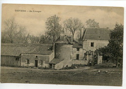 Thiviers  Château Des Limagnes - Otros Municipios