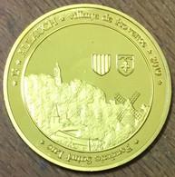 13 ALLAUCH MÉDAILLE SOUVENIR FONDERIE SAINT-LUC TOKENS JETON TOURISTIQUE MEDALS COINS - Touristiques