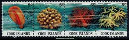 Scott 567   5c Ptilosarcus Gurneyi, 5c Stylophora Pistillata, 5c Melithaea Squamata And 5c Porites Andrewsi Coral ... - Cook