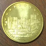 09 PAMIERS 1 EURO 1997 PIÈCE MONNAIE DE PARIS JETON COLLECTION MONNAIE CHIP COIN TOKEN MEDALS - Euros Des Villes