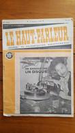 LE HAUT PARLEUR 1946 N°774  COMMENT ON ENREGISTRE UN DISQUE 35 PAGES - Sciences
