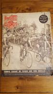 LE MIROIR DES SPORTS  RUGBY LA COUPE ET FRANCE GALLES A XIII ET CYCLISME PARIS BRUXELLES - 1950 à Nos Jours