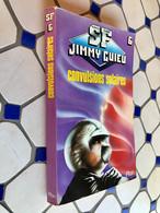 Plon Science-Fiction Jimmy GUIEU N° 6  CONVULSIONS SOLAIRES  Jimmy GUIEU  217 Pages - 1980 - Plon