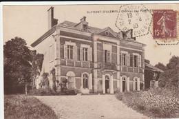 Saint Front D'Alemps Château Des Pompis - Otros Municipios