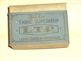 Paquet 50 Gr Tabac Superieur   L.T.P. - Pfeifen U. -zubehör