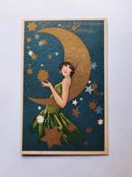 44180 -  Illustrateur  Busi -   Femme - Busi, Adolfo