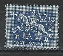 Portugal Mi 801 * MH - 1910-... République