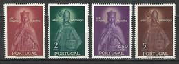 Portugal Mi 864-67 * MH - 1910-... République