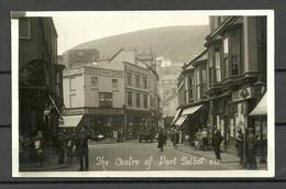 Great Britain The Centre Of Port Talbot Unused - Sonstige