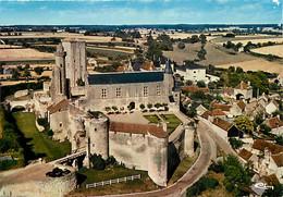 37 - Le Grand Pressigny - L'ancien Château - Vue Aérienne - Carte Neuve - CPM - Voir Scans Recto-Verso - Le Grand-Pressigny
