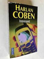 POCKET THRILLER N° 13286    INNOCENT    Harlan COBEN    577 Pages - 2007 - Livres, BD, Revues