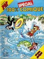 Lot De 6 Pif 100% Comique - Pif - Autres