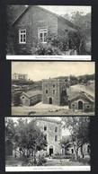 Conjunto De 3 Postais Antigos De: CALDAS DA FELGUEIRA. Lot Of 3 Old Postcards (VIiseu) PORTUGAL 1910s - Viseu