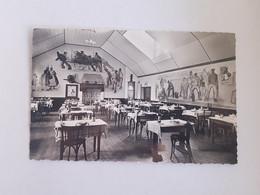 CPSM Le Guilvinec 29, Hotel Du Centre, Le Berre Le Doux, Salle à Manger De L'hotel, Peinture Murale De Debic - Guilvinec