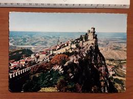 San Marino 1974  Panorama 13 X 19 Viaggiata - San Marino