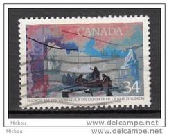 Canada, Bateau, Découverte De La Baie D'Hudson, Exploration, Iceberg, Boat, Paypal - Barche