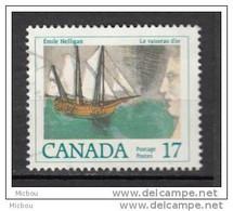 Canada, Émile Nelligan, Poème, Poésie, Poète, écrivain, Bateau, Boat, Poet, Vaisseau D'or - Barche