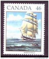 Canada, 1999, #1779, Bateau, Phare, Marco Polo, Boat, Lighthouse - Barche