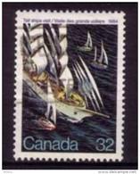 Canada, Bateau, Visite Des Grands Voiliers, Boat, Ship - Barche
