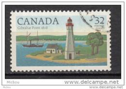 Canada, Beteau, Phare, Boat, Lighthouse, Bateau à Vapeur, Steamer - Barche
