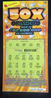 RASP74, Lottery Tickets, Portugal, « Raspadinha » Nº 248 - Loterijbiljetten