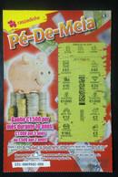 RASP74, Lottery Tickets, Portugal, « Raspadinha », « Pig », Nº 231 - Loterijbiljetten