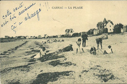 CARNAC  -- La Plages                                 -- ? TABACS - Carnac