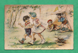 Germaine Bouret Carte Postale   (format 9cm X 14cm) - Bouret, Germaine