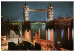 (P 9) Tower Bridge (posted To Australia 1976) - Puentes