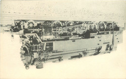 Thème Train Locomotives Allemandes Machine-tender Série 84 CP Ed. H.M.P. N°880 Locomotive Vapeur - Trenes