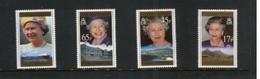 (stamps 22-09-2020) Falkland Islands  - Set Of 4 Mint Stamps (Queen) - Islas Malvinas