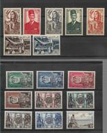 TUNISIE  LOT **   NEUFS SANS CHARNIERE - Collections (sans Albums)