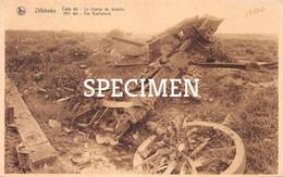 Hill 60 The Battlefield - Zillebeke - Ieper