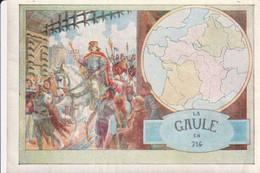 Chromos Image Léa Gaule En  714 - Autres
