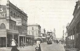 004863 - AUSTRALIA - TASMANIA - ELIZABETH STREET. HOBART - 1910 - Australien